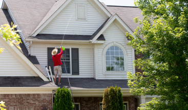 New Siding - How to Properly Care for Your James Hardie Siding