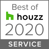 Houzz Best of 2020 Service Award Winner