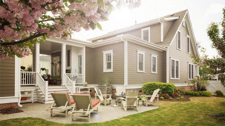 Why replace your home's siding?