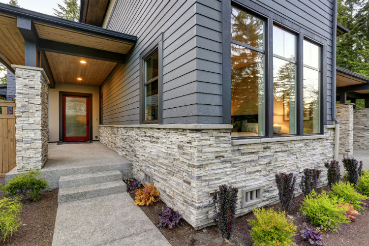 What Is Stone Veneer Siding?