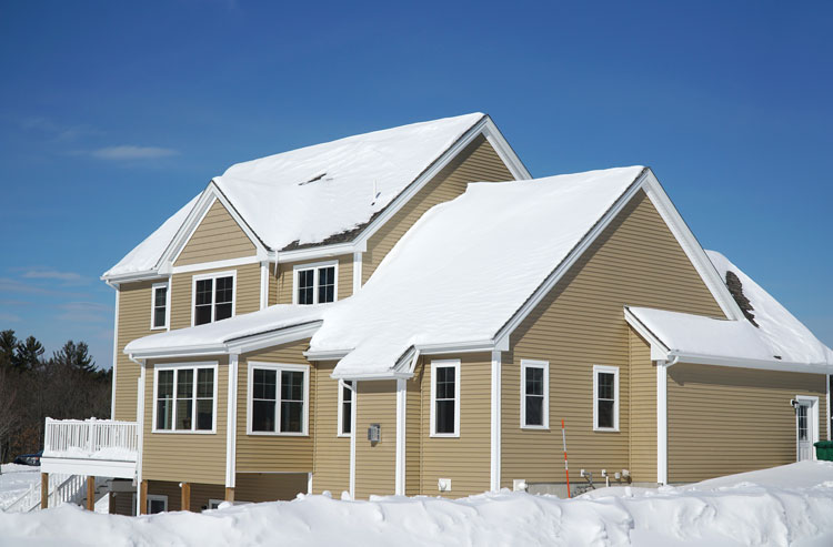 Siding Built for Denvers Harshest Winter Storms