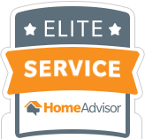 Home Advisor Elite Service Award Winner