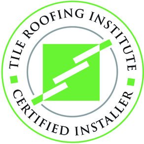 Tile Roofing Institute Certified Installer